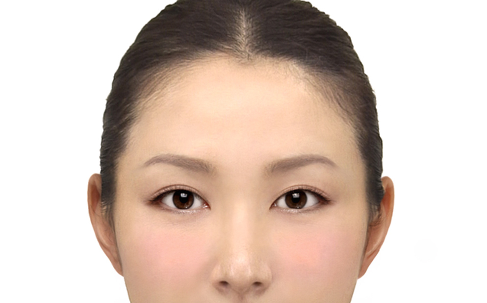 Japanese cosmetic firm create a make-up filter for women