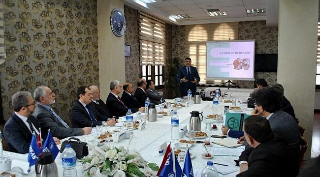Bursa'da müftülere iletişim semineri