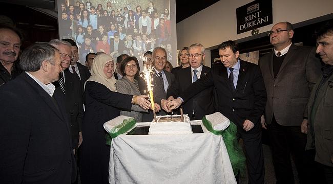 Bursa Kent Müzesi'nin 15. yıl gururu