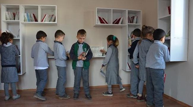 UEDAŞ'tan Bursa'ya 10'uncu kütüphane