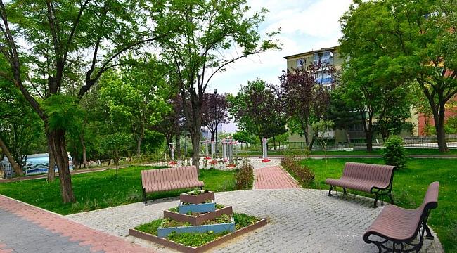 Yıldırım'da çocuk parkları yenileniyor