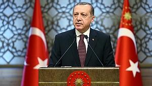 Erdoğan'dan seçim sonuçlarına ilişkin açıklama