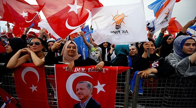 AK Partili Geldi'den erken seçim açıklaması