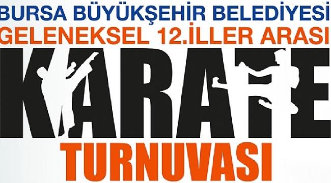 Karateciler Bursa'da buluşuyor