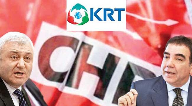 CHP'de kanal gerginliği