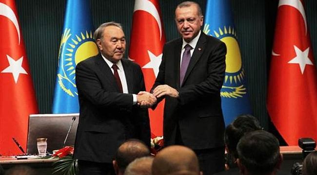 İki liderden ortak basın toplantısı