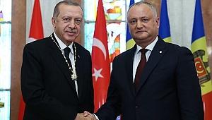 Dodon'dan Türkiye'ye teşekkür