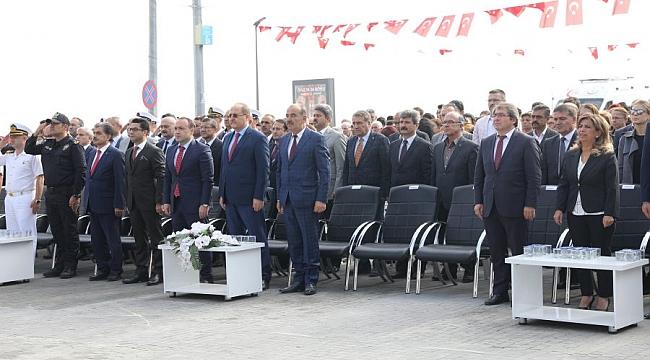 Mudanya'nın 96. gurur günü coşkuyla kutlandı