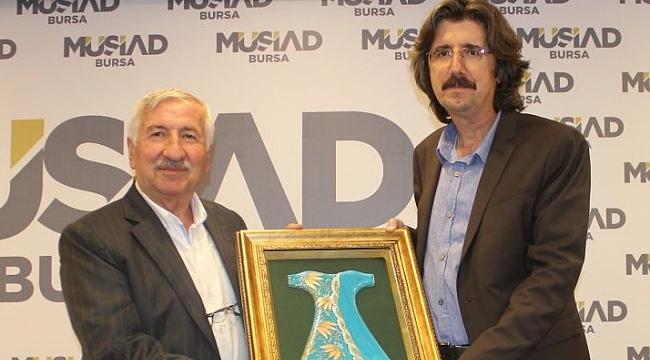 Türkiye ekonomisi MUSİAD'ta konuşuldu