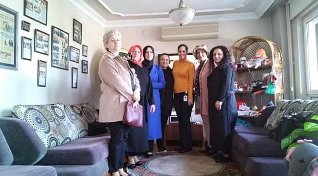 Kadın Meclisinden Lösev ziyareti