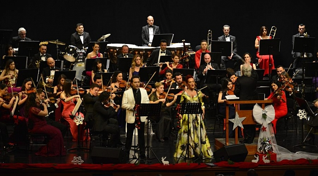 BBDSO'dan yılbaşı özel konseri