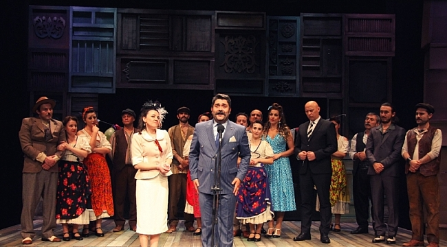Devlet tiyatrolarına yoğun ilgi
