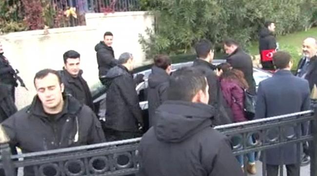 Erdoğan vatandaşlarla fotoğraf çektirdi