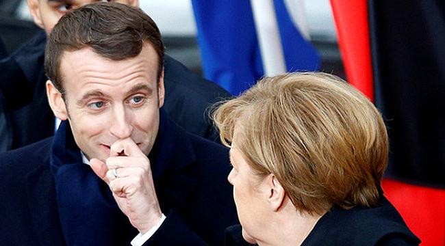 Conte'den Almanya ve Fransa'ya şok suçlama