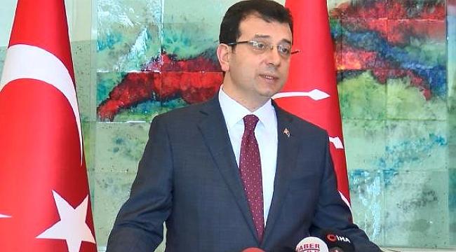 İmamoğlu: İstanbul ile çok işim var
