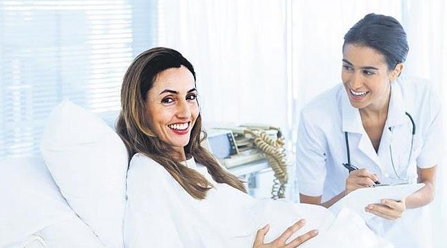 Kalp hastası kadınlar normal doğum yapabilir