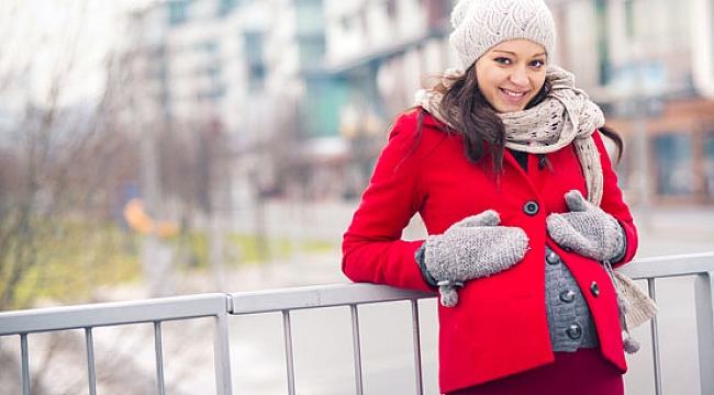 Kışın sağlıklı bir hamilelik için öneriler