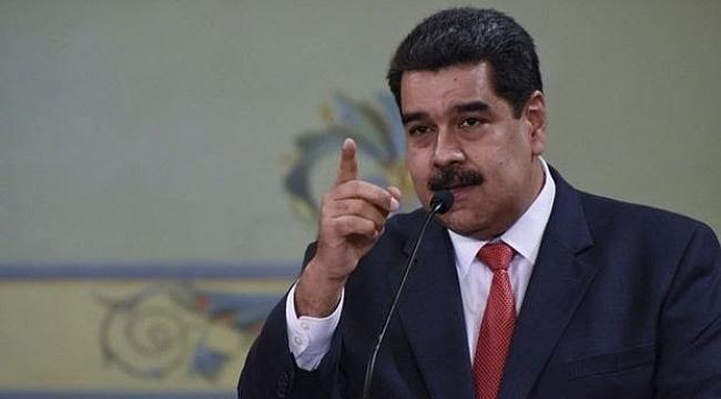 Maduro'dan şok iddia