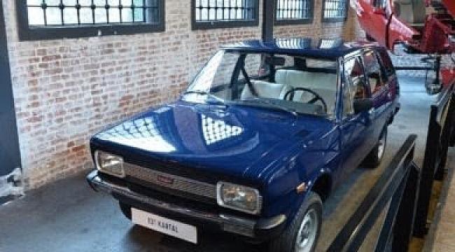 Tofaş Anadolu Arabaları Müzesi ziyaretçilerini bekliyor