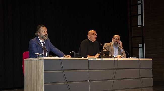 Türkiye'nin geleceği Bursa'da konuşuldu