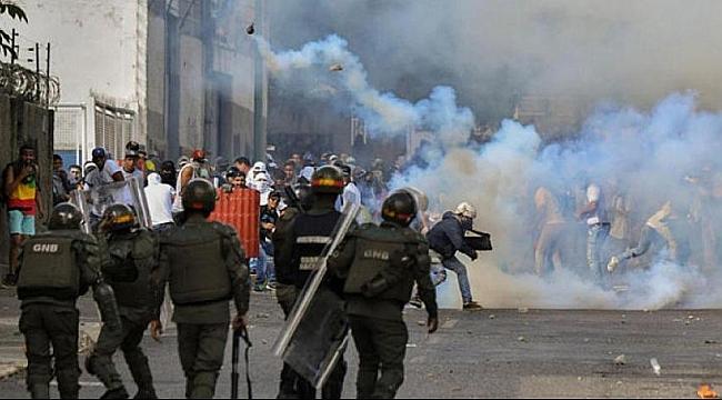 Venezuela'da ölü sayısı arttı