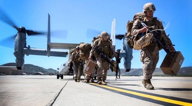 ABD sınıra asker yolluyor