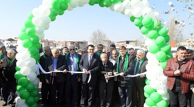 Avdancık Köprüsü Törenle Hizmete Açıldı
