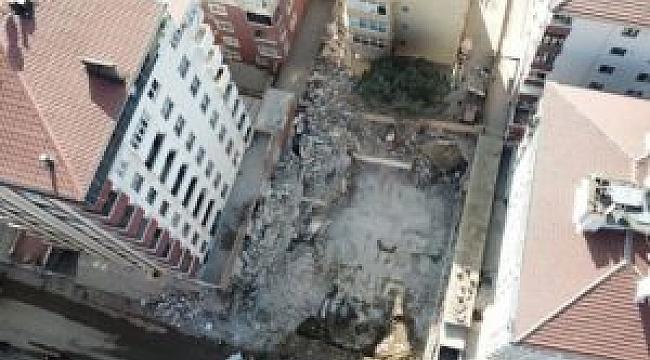 Çöken binadaki ihmaller açıklandı