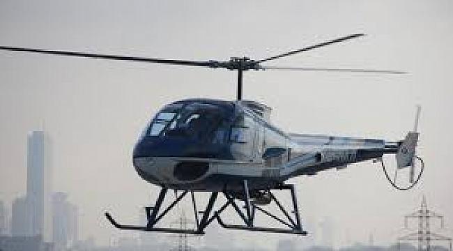 Helikopter kazası 4 şehidimiz var