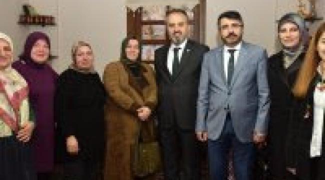 Kadınlarımız Bursa'nın Gücüne Güç Katıyor