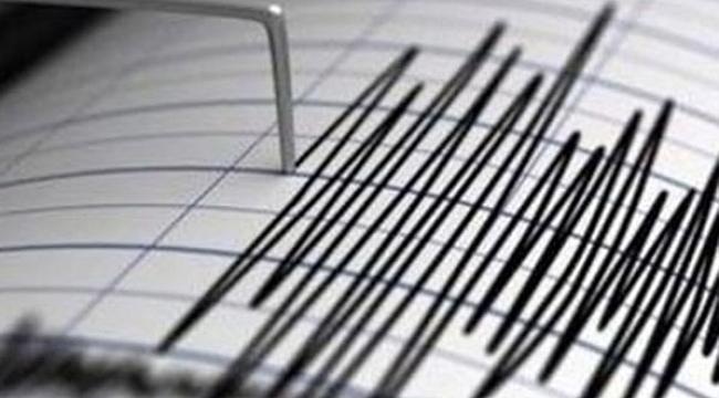 Ülke 5,2 büyüklüğünde deprem ile ile sarsıldı