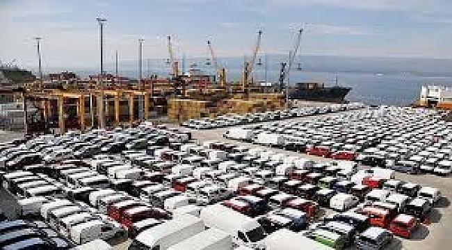 Otomotiv ihracatı Mart ayında arrtı