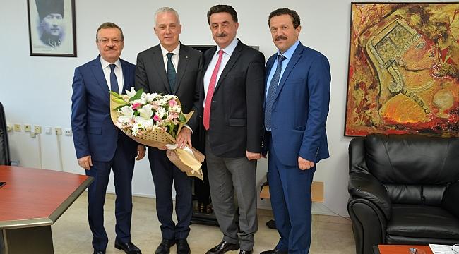 Uludağ Üniversitesi'nde Yeni Rektör Yardımcıları atandı