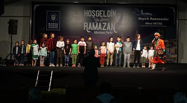Merinos'ta Ramazan Coşkusu