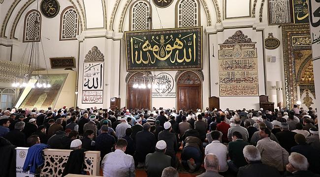 Ramazan İlk Teravihle Başladı