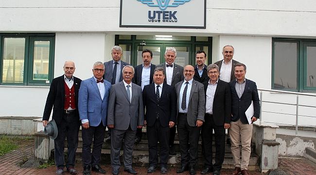 UTEK Bursa'yı Uçuracak