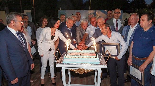 Nilüfer Belediyesi 32. yılını kutladı