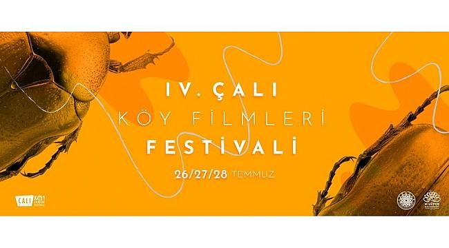 4. Çalı Köy Filmleri Festivali Yarın Başlıyor
