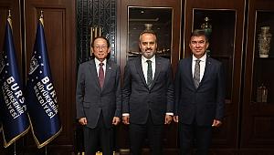 Bursa Güney Kore'nin Markajında