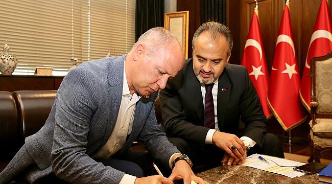 Türk Kızılay'ın Kampanyasına Aktaş'tan Destek