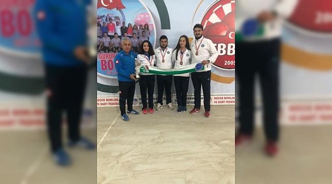 Bursa Büyükşehir Bocce 2. Lig'de