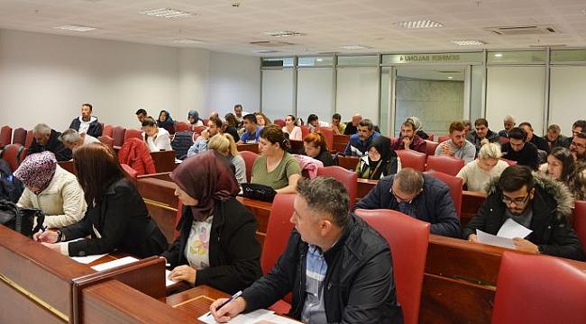 Bursa'da iş sağlığı eğitimi