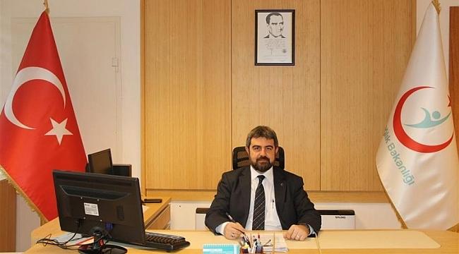 Bursa'nın yeni Sağlık Müdürü belli oldu