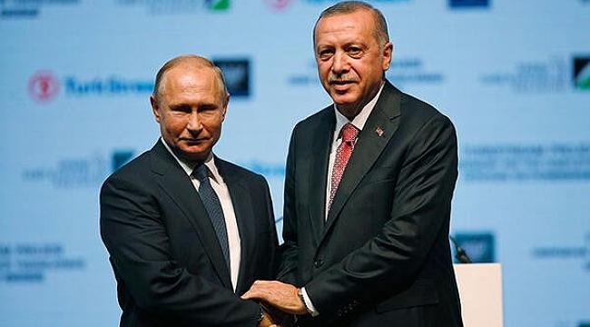 Erdoğan ile Putin 8 Ocak'ta İstanbul'da bir araya gelecek