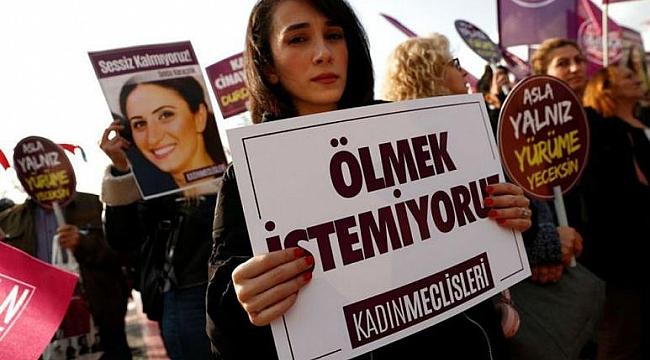 Kadına şiddet Avrupa'da da artış gösteriyor