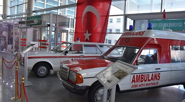 Türkiye'nin ilk sağlık müzesine yoğun ilgi