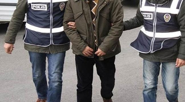 Emekli astsubay FETÖ'den tutuklandı