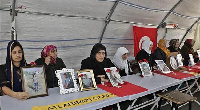 HDP önündeki eylemde 133'üncü gün