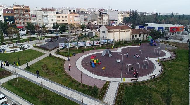 Osmangazi'den 26 bin m2'ye yeşil alan