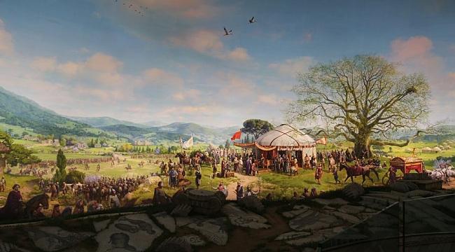 Panorama 1326 Bursa Fetih Müzesi rekor kırdı